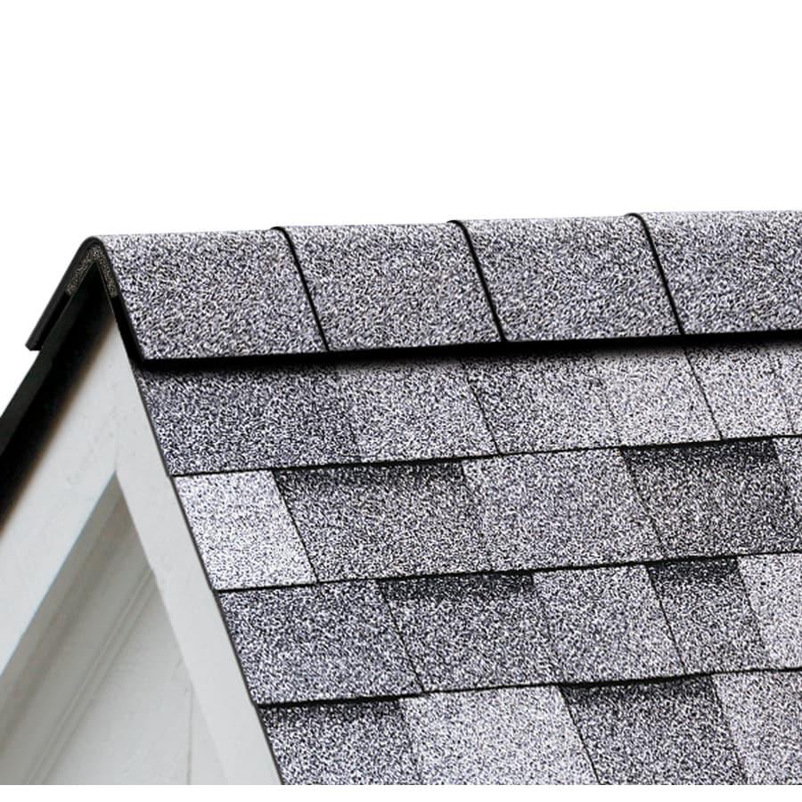 Owens Corning 3 Tab Sierra Gray Asphalt Strip Roofing Shingles