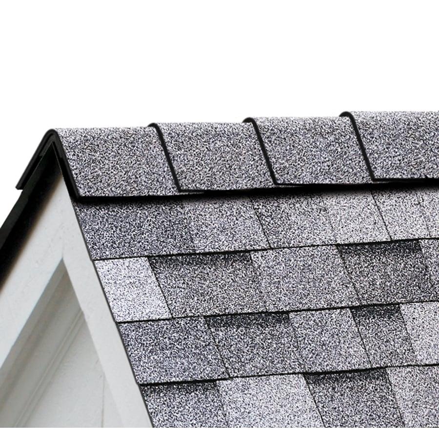 Owens Corning High Ridge 21.3-lin ft Sierra Gray Hip and Ridge Roof Shingles