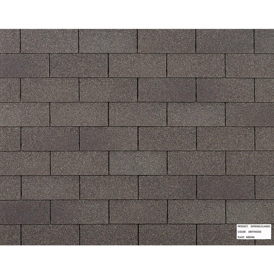 Shop owens corning classic ft driftwood for Classic house chords