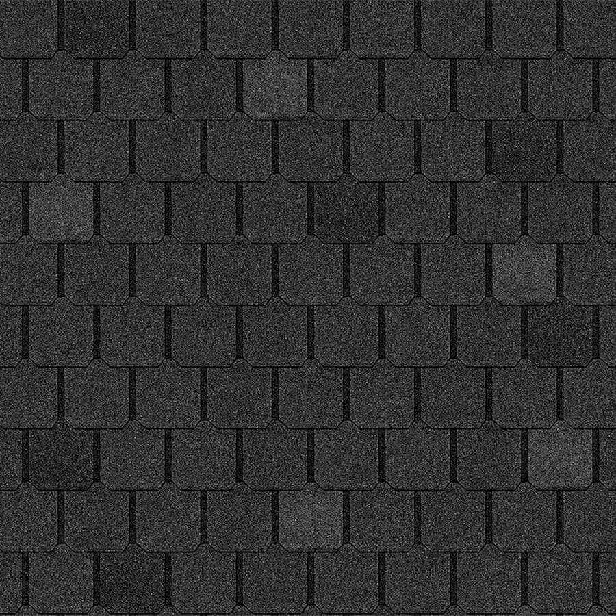 Owens Corning Berkshire 19.99-sq ft Canterbury Black Laminated Architectural Roof Shingles
