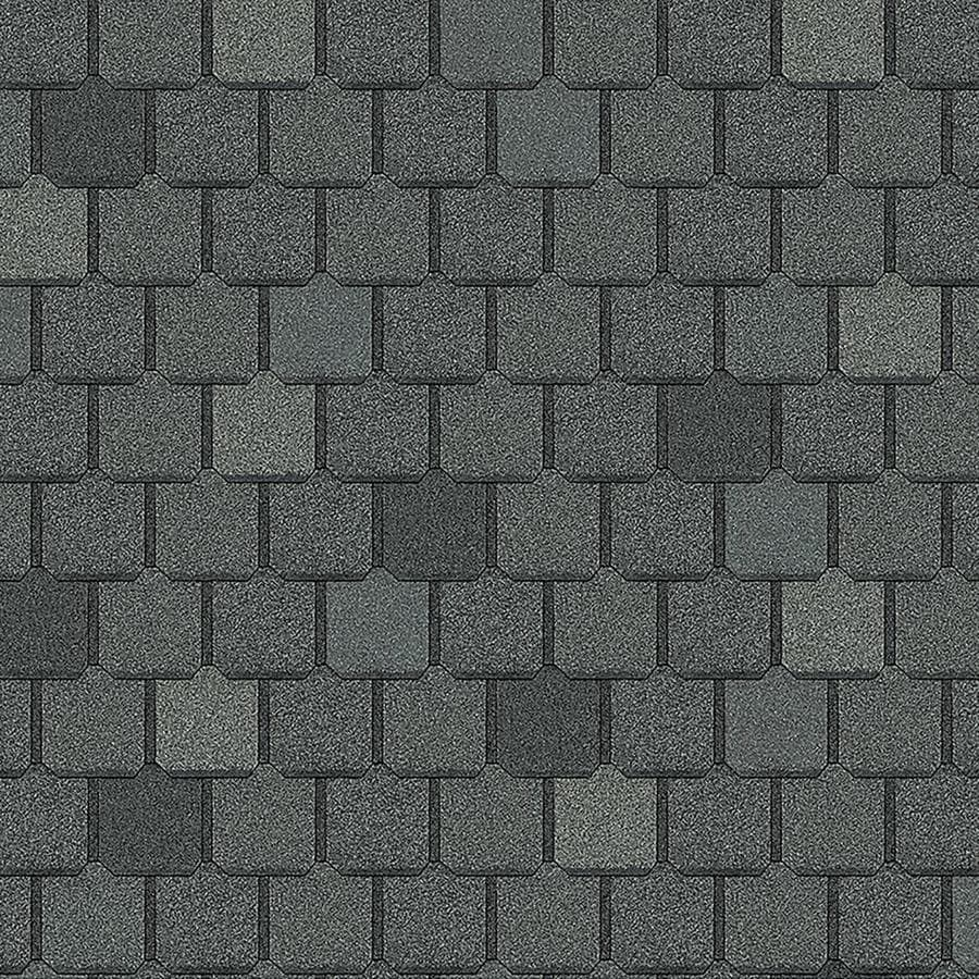 Owens Corning Berkshire 19.99-sq ft Manchester Gray Laminated Architectural Roof Shingles