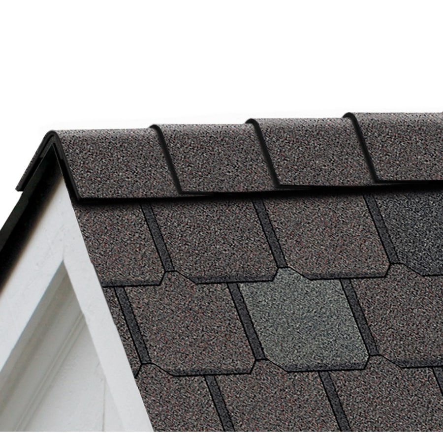 Owens Corning Berkshire 21.3-lin ft Colonial Hip and Ridge Roof Shingles