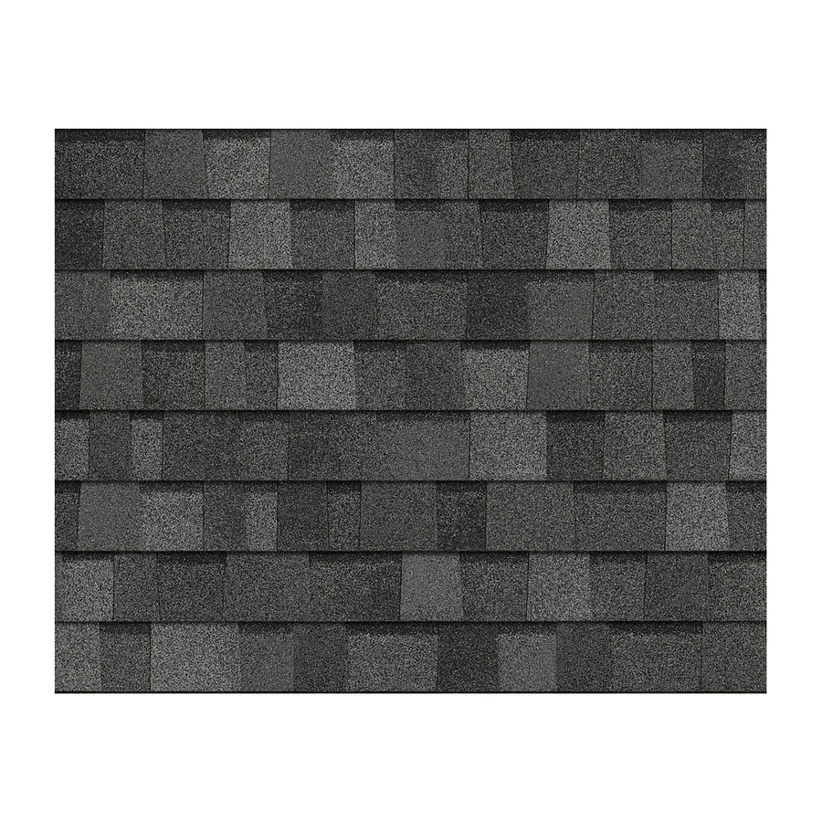 Owens Corning 24.6-sq ft Estate Gray Laminated Architectural Roof Shingles