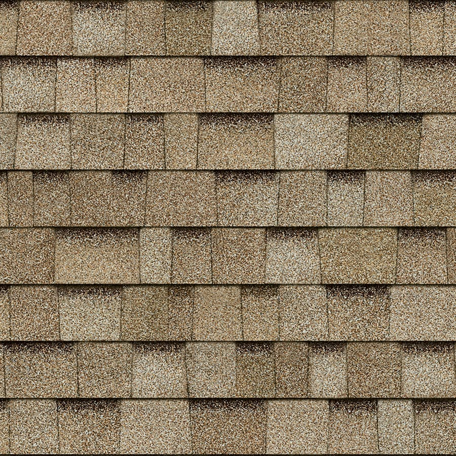 Owens Corning Oakridge 32.8-sq ft Amber Laminated Architectural Roof Shingles