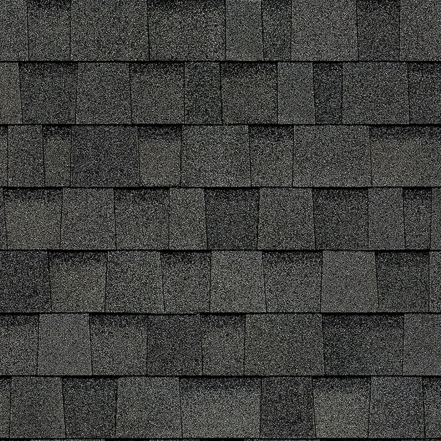 Owens Corning Oakridge 32.8-sq ft Williamsburg Gray Laminated Architectural Roof Shingles