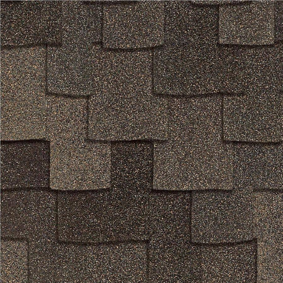 Owens Corning Woodcrest 16.67-sq ft Chestnut Laminated Architectural Roof Shingles