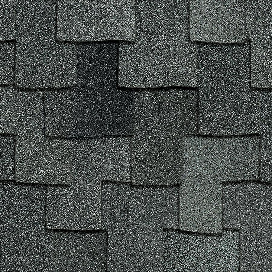 Owens Corning Woodcrest 16.67-sq ft Granite Laminated Architectural Roof Shingles