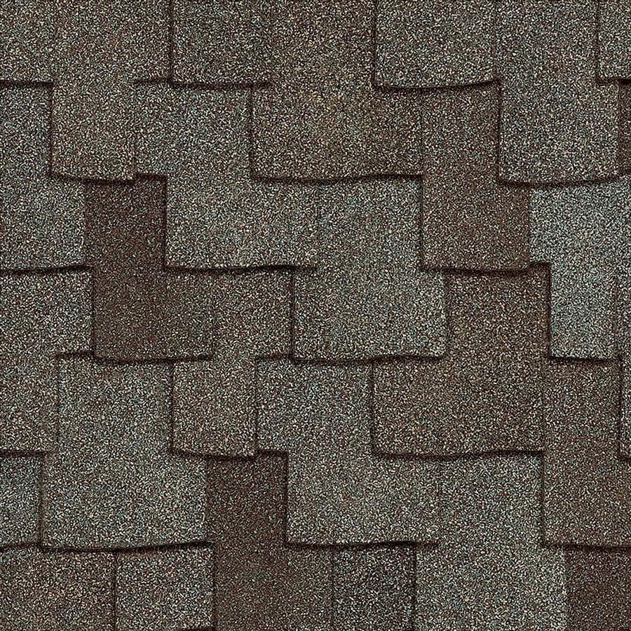 Owens Corning Woodcrest 16.67-sq ft Sycamore Laminated Architectural Roof Shingles