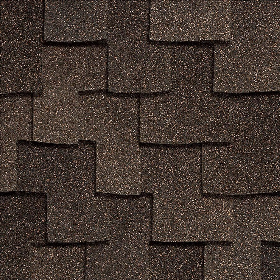 Owens Corning Woodcrest 16.67-sq ft Timber Laminated Architectural Roof Shingles