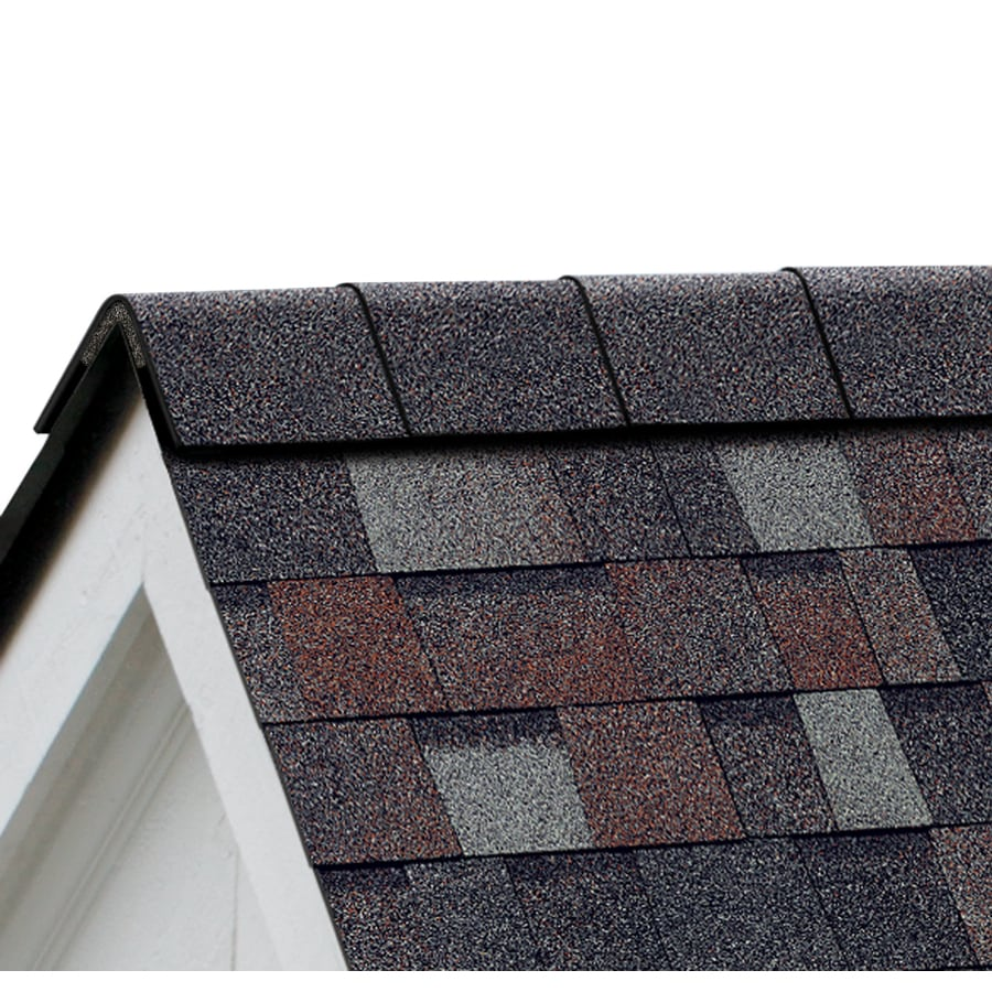 Owens Corning Perforated 33.75-lin ft Colonial Slate Hip and Ridge Roof Shingles