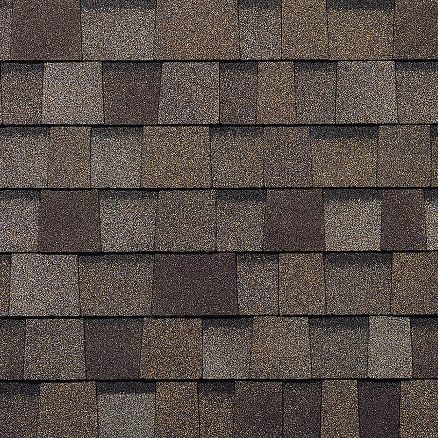 Owens Corning Duration Premium 246 Sq Ft Driftwood Laminated Architectural Roof Shingles