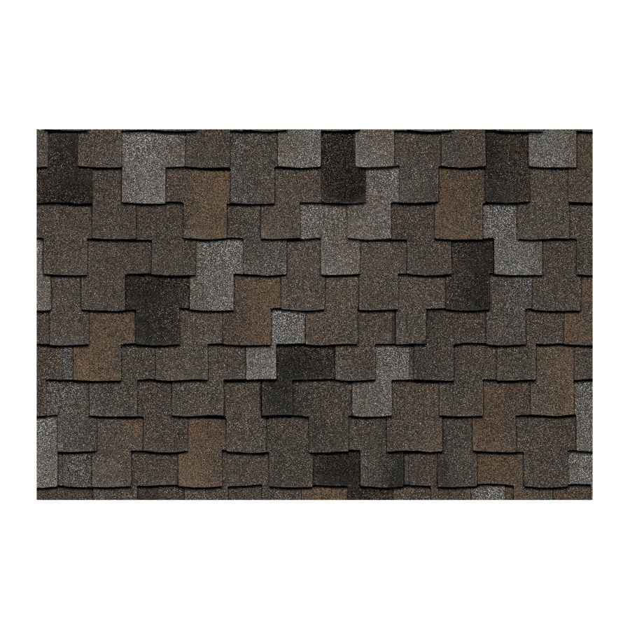 Owens Corning Woodmoor 16.67-sq ft Autumn Maple Laminated Architectural Roof Shingles