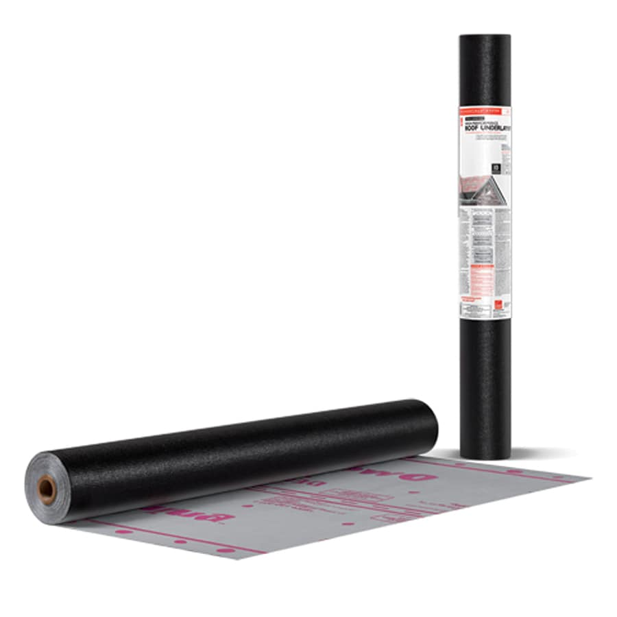 Owens Corning Deck Defense 48-in x 250-ft 937-sq ft Polypropylene Roof Underlayment