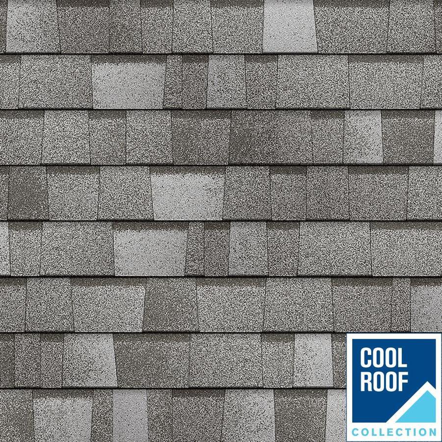 Owens Corning Duration Premium 24.6-sq ft Harbor Fog Laminated Architectural Roof Shingles