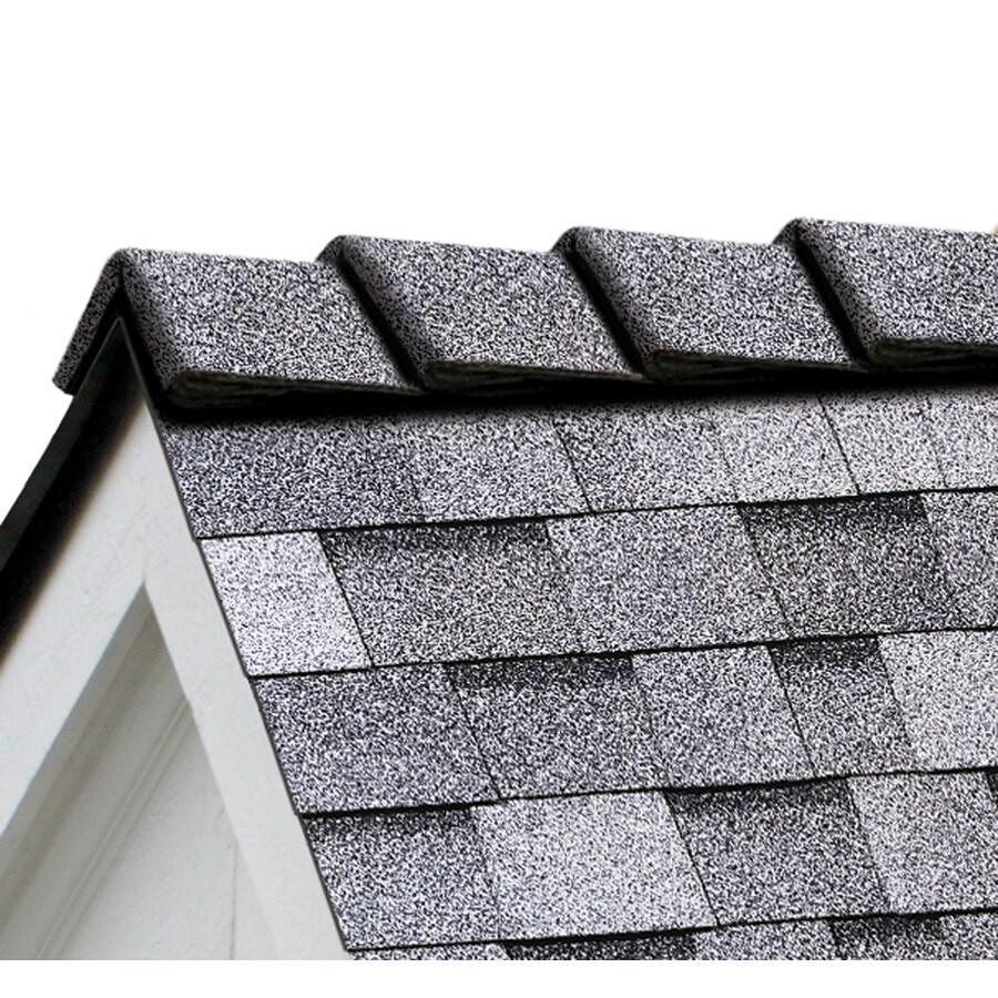 Owens Corning DecoRidge 20-lin ft Sierra Gray Hip and Ridge Roof Shingles