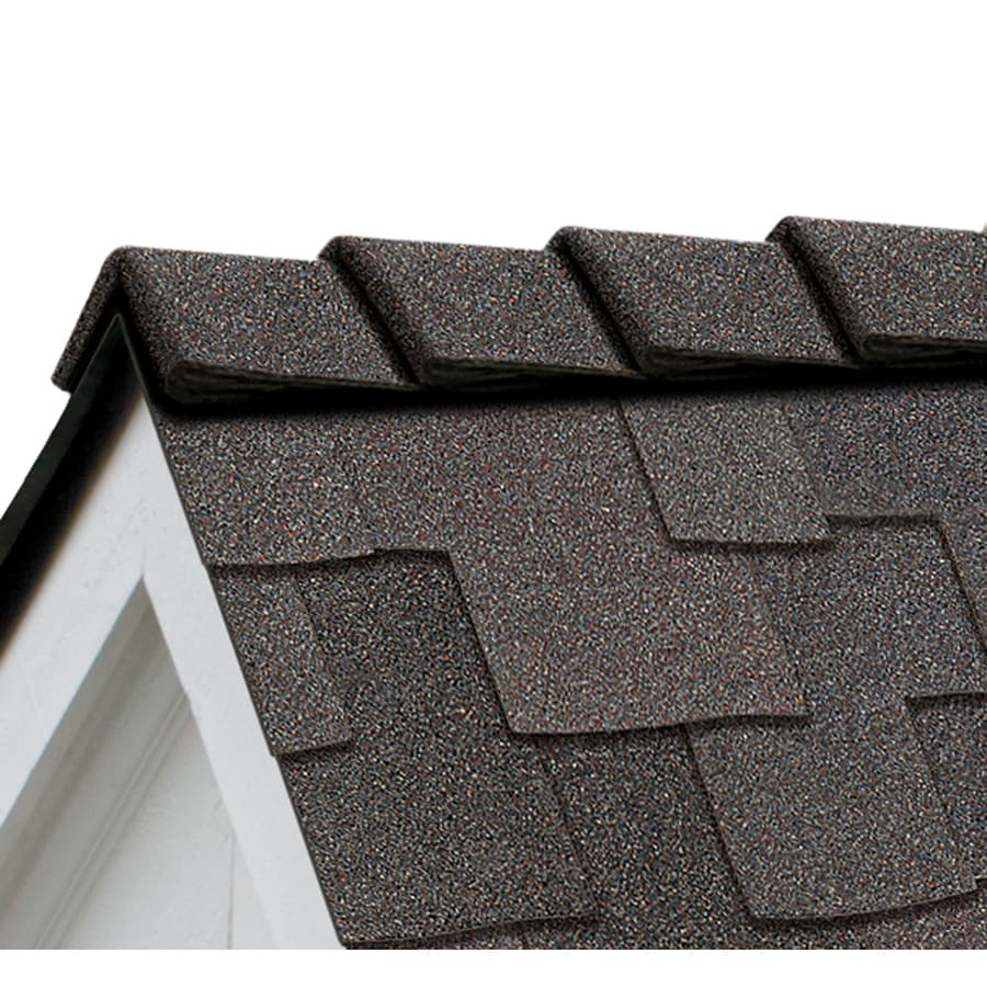 Owens Corning DecoRidge 20-lin ft Mesquite Hip and Ridge Roof Shingles
