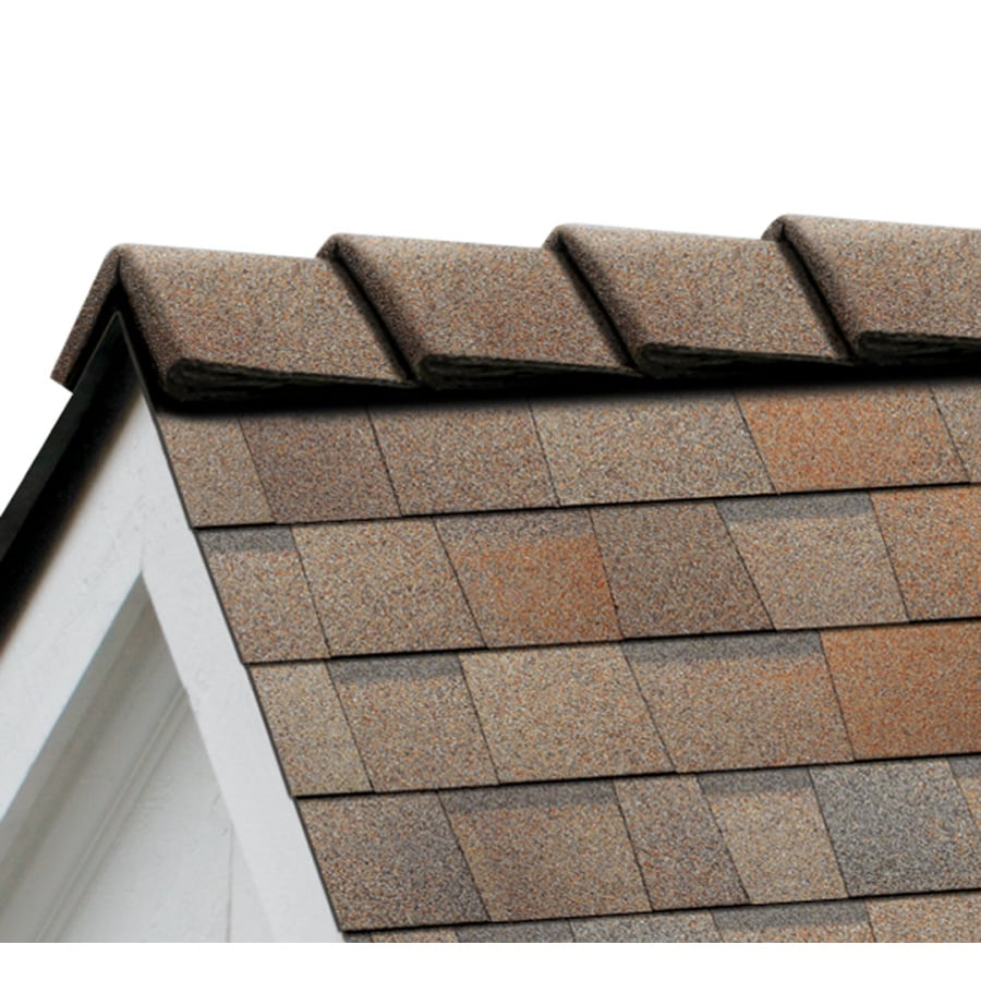 Owens Corning DecoRidge 20-lin ft Sunrise Hip and Ridge Roof Shingles