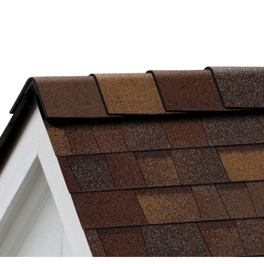 Owens Corning DecoRidge 20-lin ft Sedona Canyon Hip and Ridge Roof Shingles
