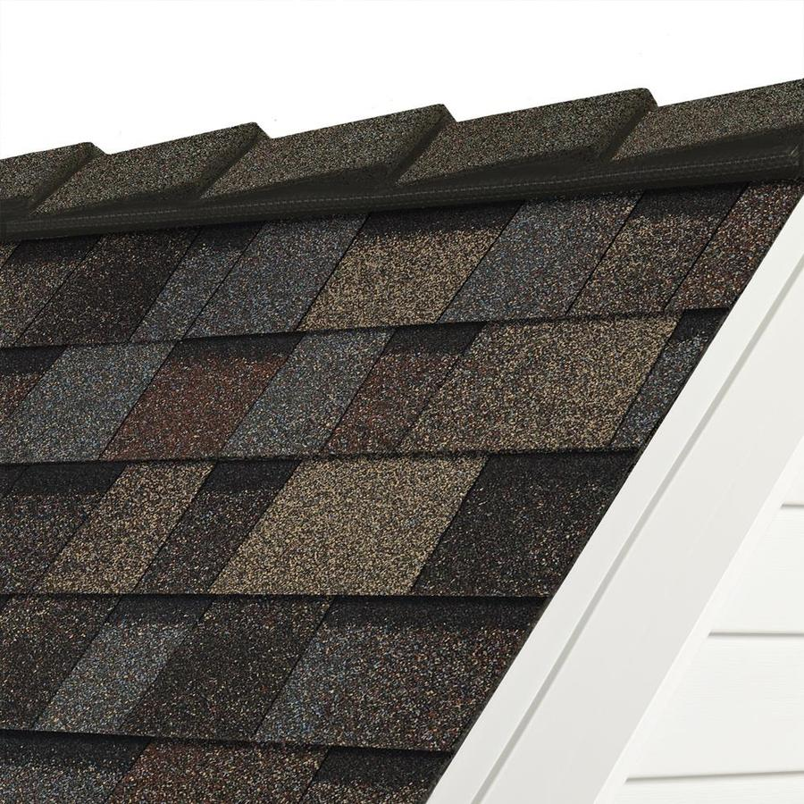 Owens Corning DecoRidge 20-lin ft Summer Harvest Hip and Ridge Roof Shingles