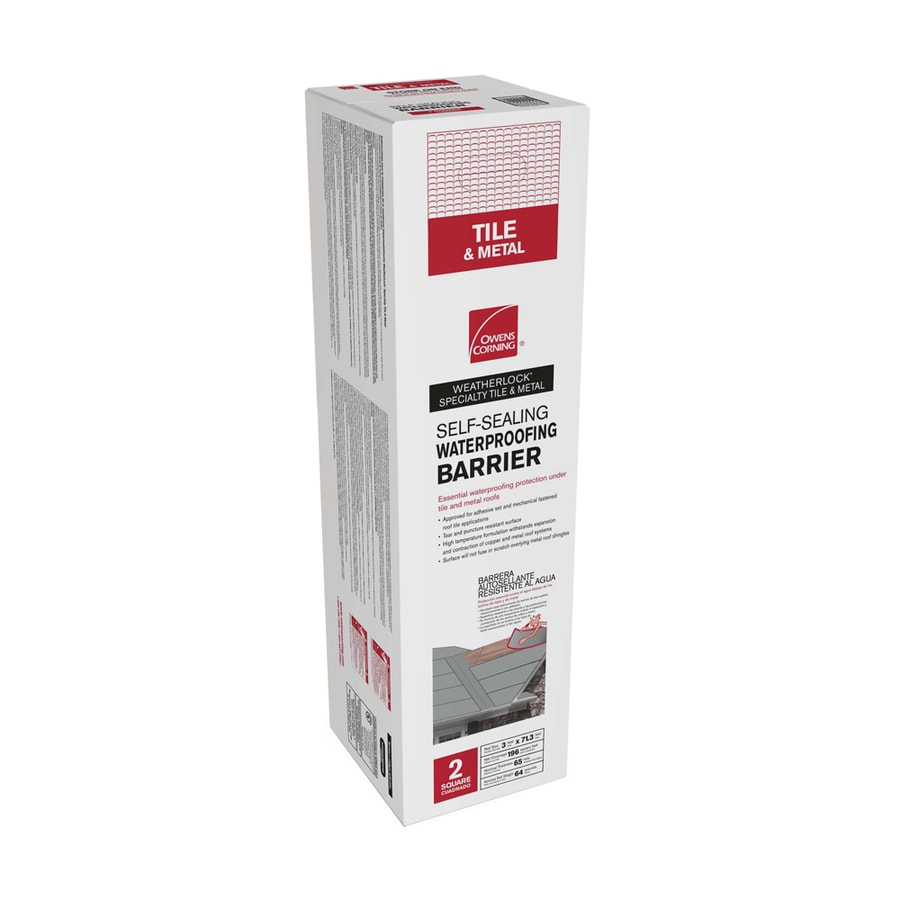 Owens Corning Weatherlock Specialty Tile And Metal 36 In X