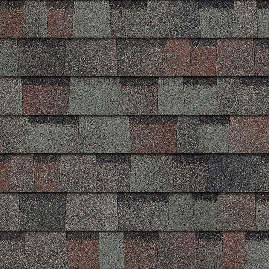 Owens Corning TruDefinition Duration 32.8-sq ft Colonial Slate Laminated Architectural Roof Shingles