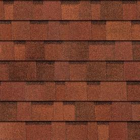 Owens Corning Trudefinition Duration 32 8 Sq Ft Terra Cotta Laminated Architectural Roof Shingles