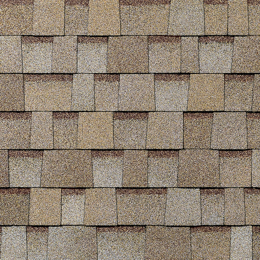 Owens Corning TruDefinition Duration 32.8-Sq Ft Amber Laminated Architectural Roof Shingles