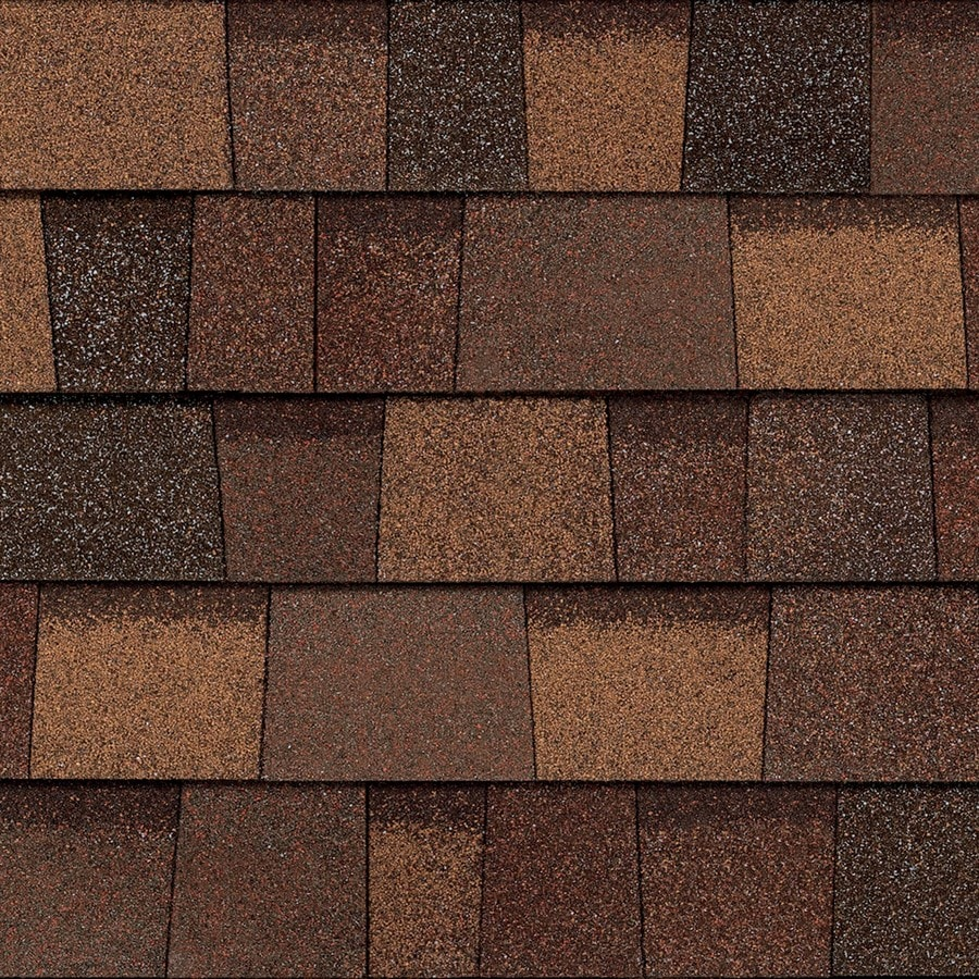 Owens Corning TruDefinition Duration Designer 32.8-Sq Ft Sedona Canyon Laminated Architectural Roof Shingles