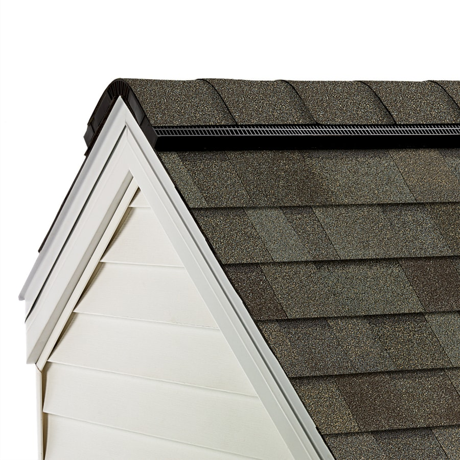 Owens Corning ProEdge 33-lin ft Driftwood Hip and Ridge Roof Shingles