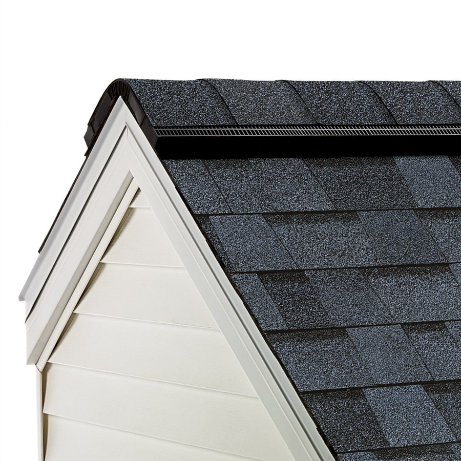Owens Corning ProEdge 33-lin ft Harbor Blue Hip and Ridge Roof Shingles