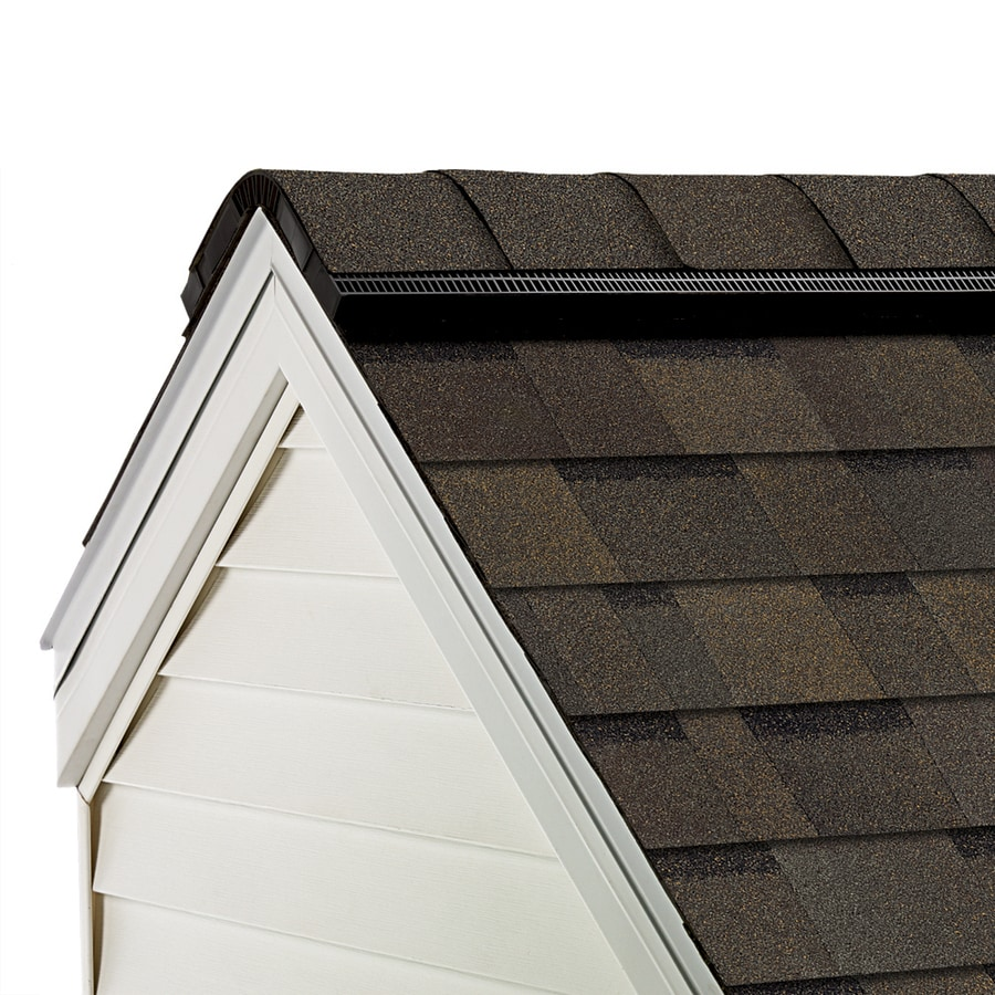 Owens Corning ProEdge 33-lin ft Teak Hip and Ridge Roof Shingles