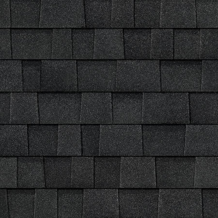 Owens Corning Trudefinition Duration Max 24.6-sq ft Carbon Laminated Architectural Roof Shingles