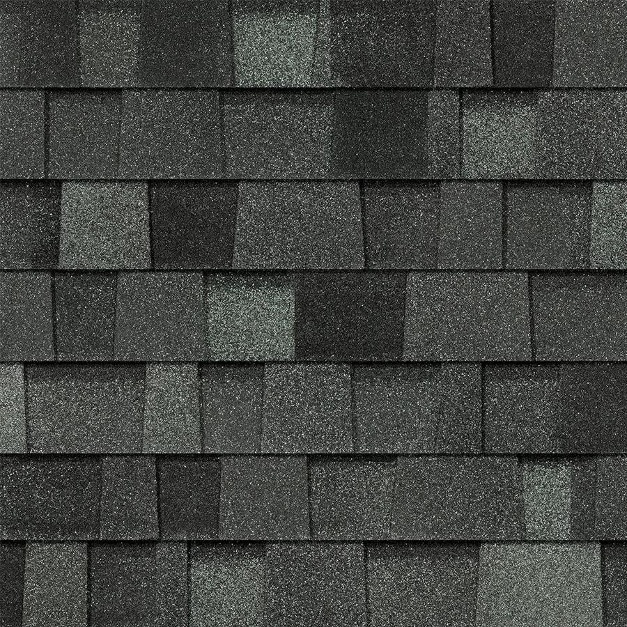 Owens Corning Trudefinition Duration Max 24.6-sq ft Granite Laminated Architectural Roof Shingles