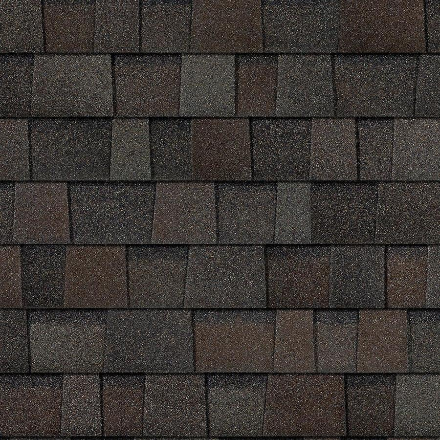 Owens Corning TruDefinition Duration MAX 24.6-sq ft Mesquite Laminated Architectural Roof Shingles