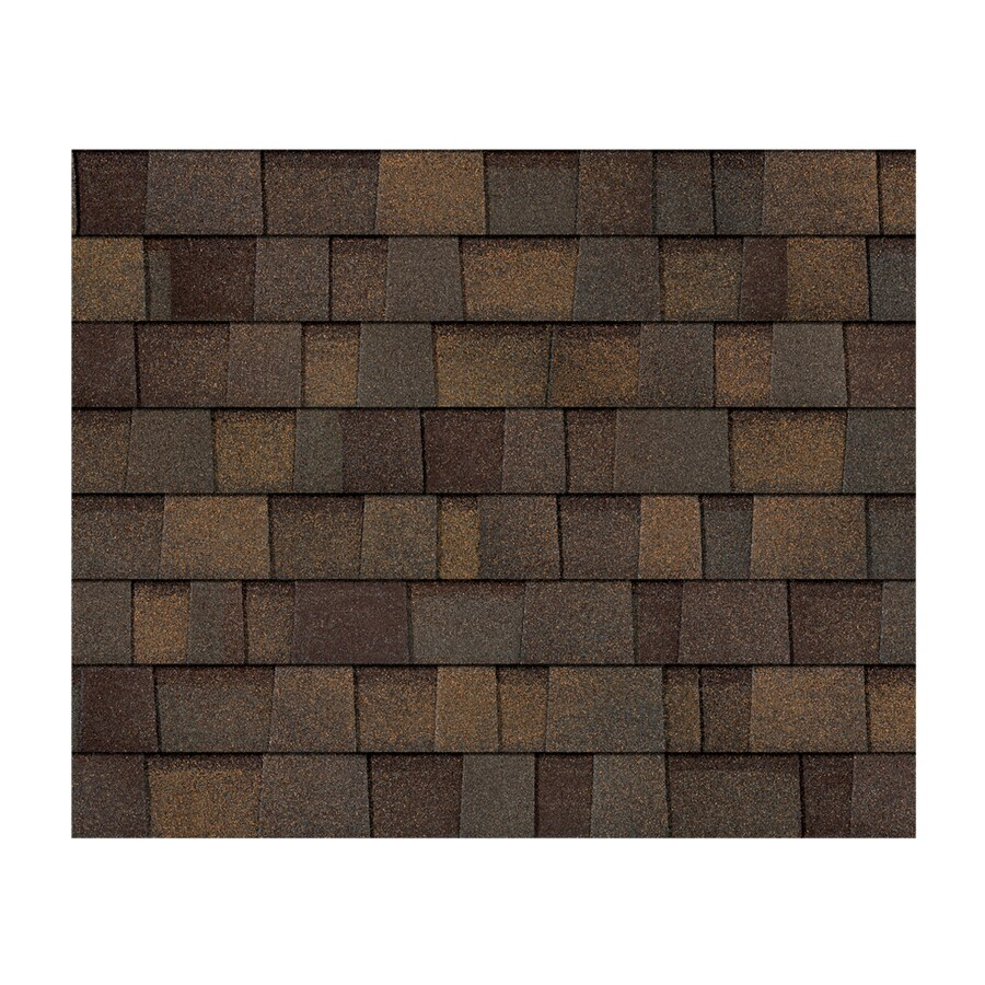 Owens Corning Trudefinition Duration Max 24.6-sq ft Mahogany Laminated Architectural Roof Shingles