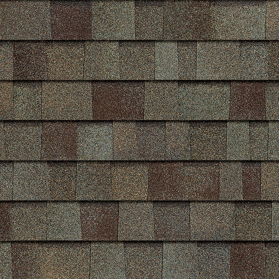 Owens Corning Trudefinition Oakridge 32.8-sq ft Driftwood Laminated Architectural Roof Shingles