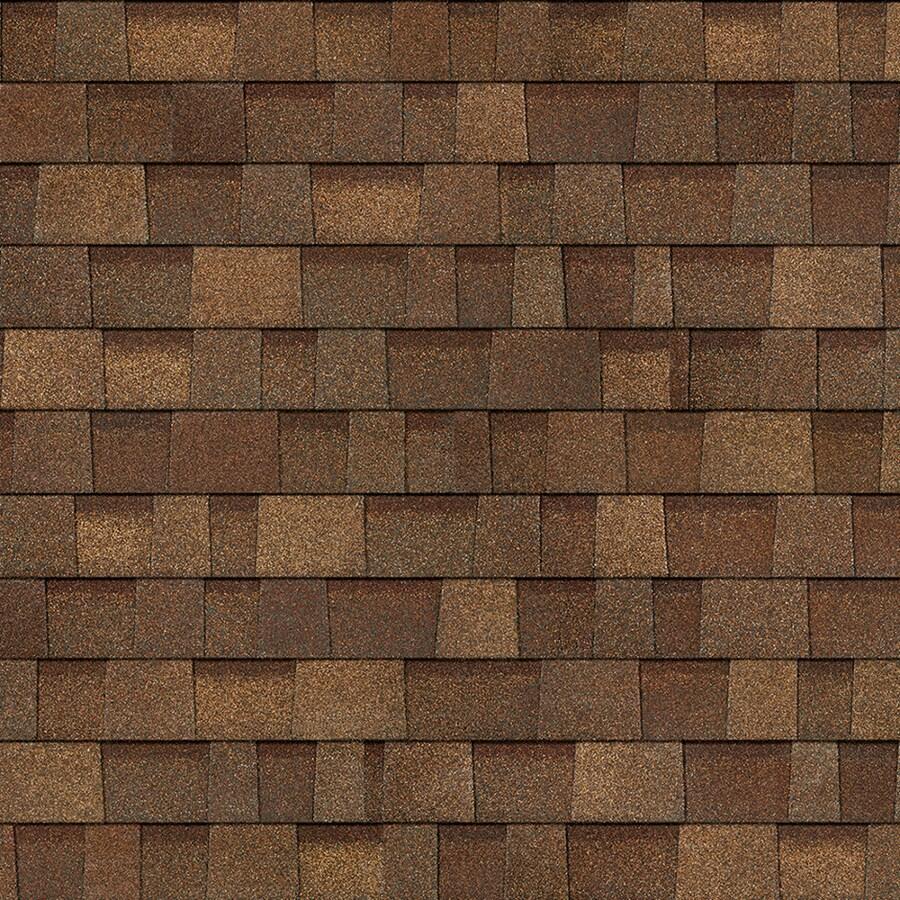 Owens Corning Oakridge 32.8-sq ft Artisan Aged Cedar Laminated Architectural Roof Shingles