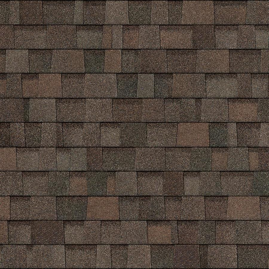 Owens Corning Oakridge 32.8-sq ft Artisan Flagstone Laminated Architectural Roof Shingles