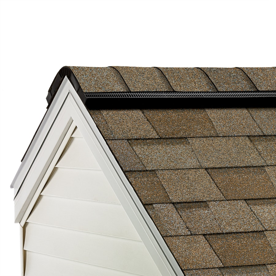 Owens Corning ProEdge 33-lin ft Artisan Sand Castle Hip and Ridge Roof Shingles