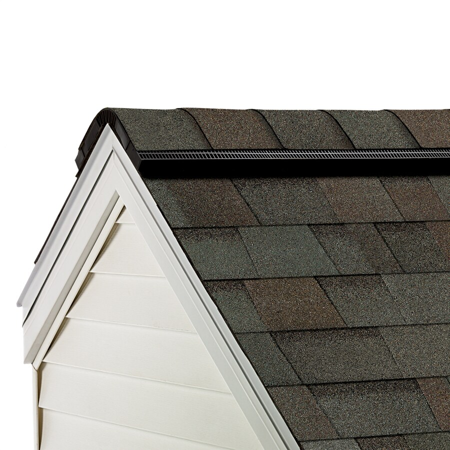 Owens Corning ProEdge 33-lin ft Woodland Path Hip and Ridge Roof Shingles