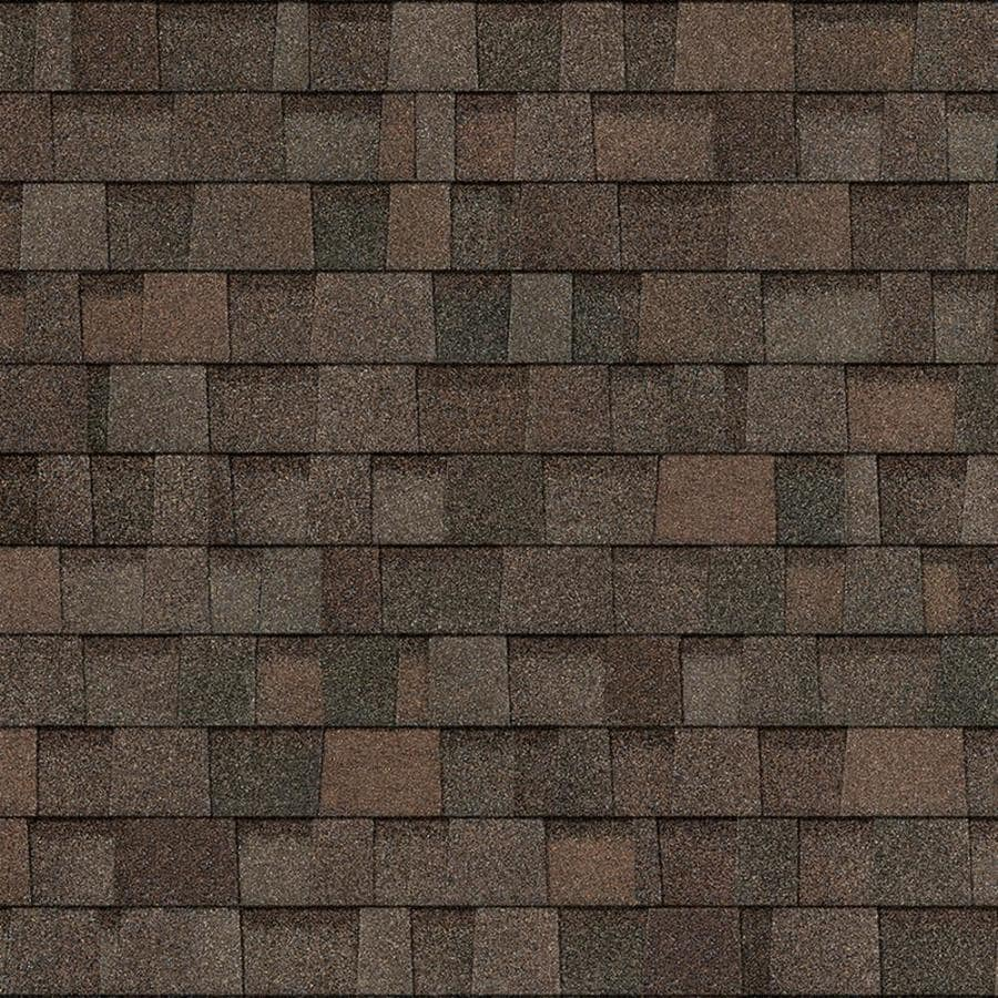 Owens Corning Oakridge 32 8 Sq Ft Flagstone Laminated Architectural Roof Shingles