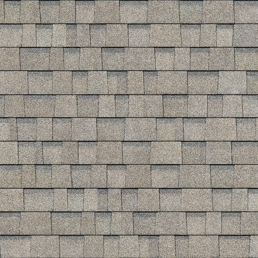 Owens Corning Oakridge 32.8-sq ft Artisan Oyster Shell Laminated Architectural Roof Shingles