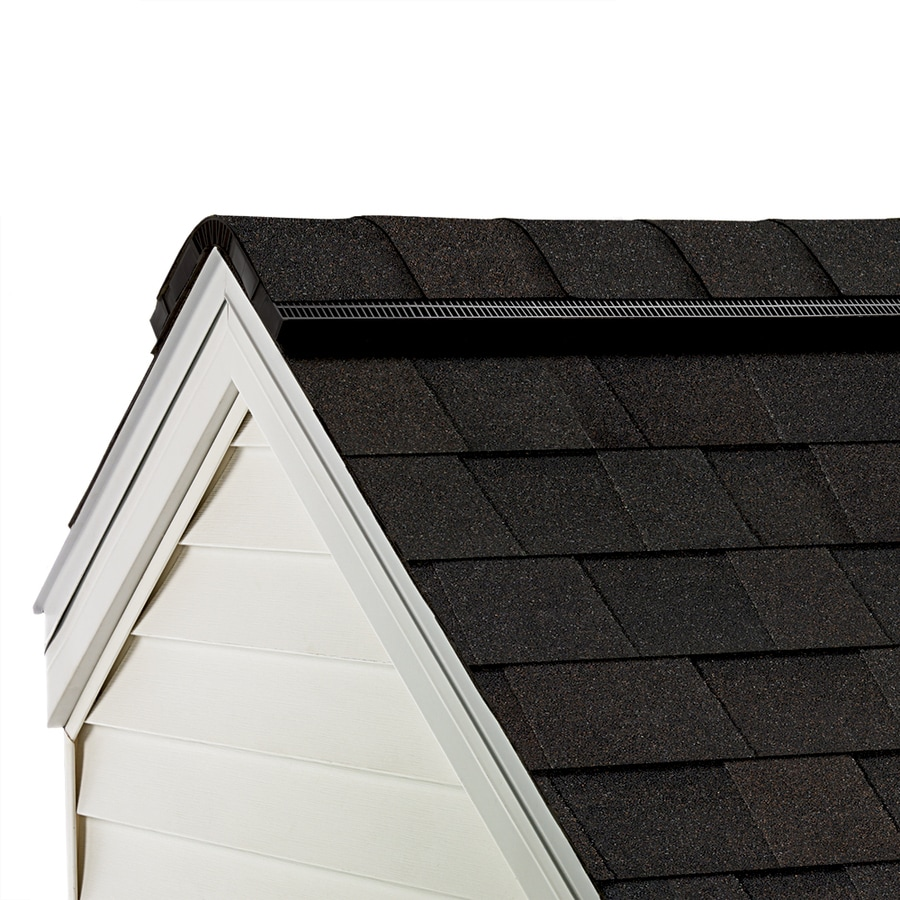 Owens Corning ProEdge 41.95-lin ft Artisan black walnut Hip and Ridge Roof Shingles