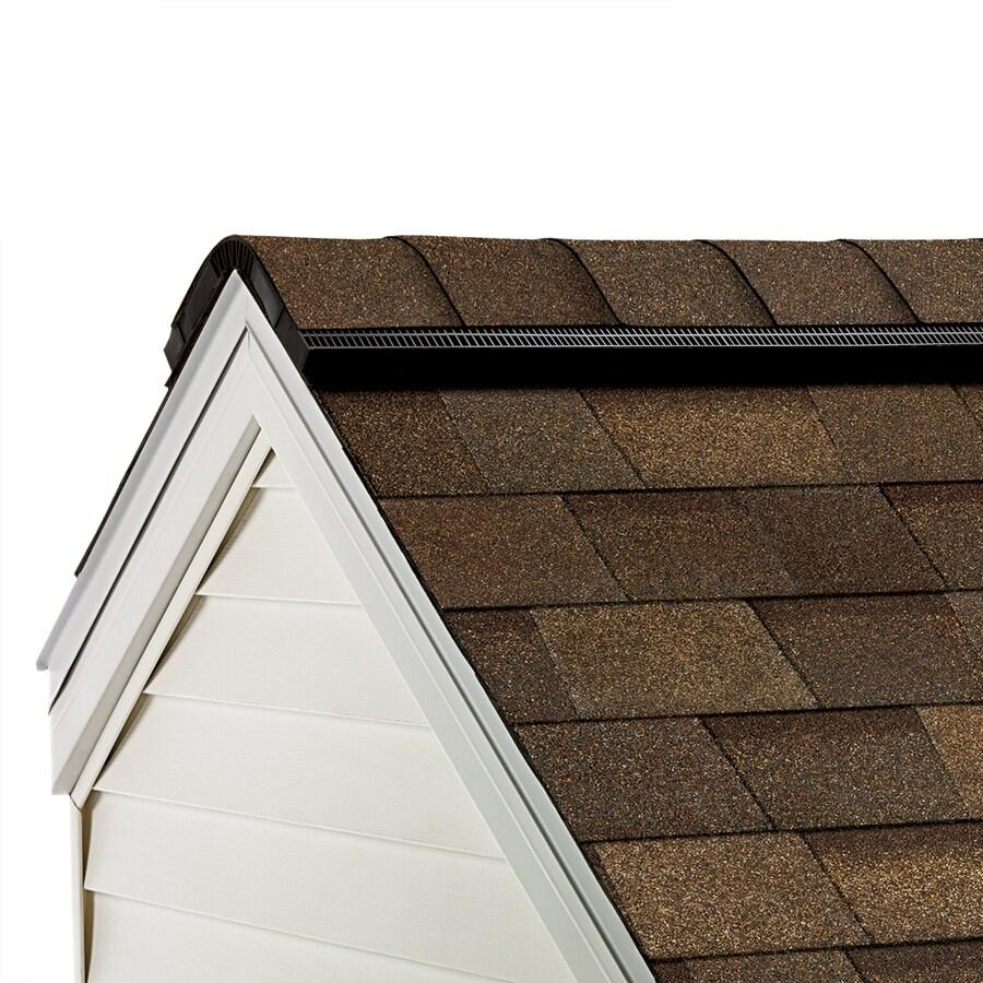 Owens Corning ProEdge 41.95-lin ft Artisan aged cedar Hip and Ridge Roof Shingles