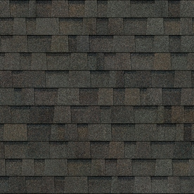 Owens Corning Oakridge 328 Sq Ft Artisan Peppermill Gray Laminated Architectural Roof Shingles