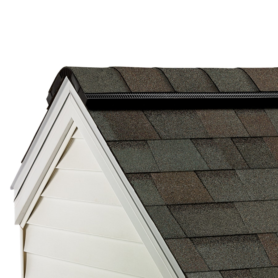 Owens Corning ProEdge 41.95-lin ft Artisan woodland path Hip and Ridge Roof Shingles