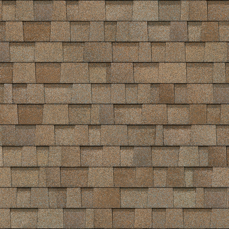 Owens Corning Oakridge 32.8-sq ft Artisan Sand Castle Laminated Architectural Roof Shingles