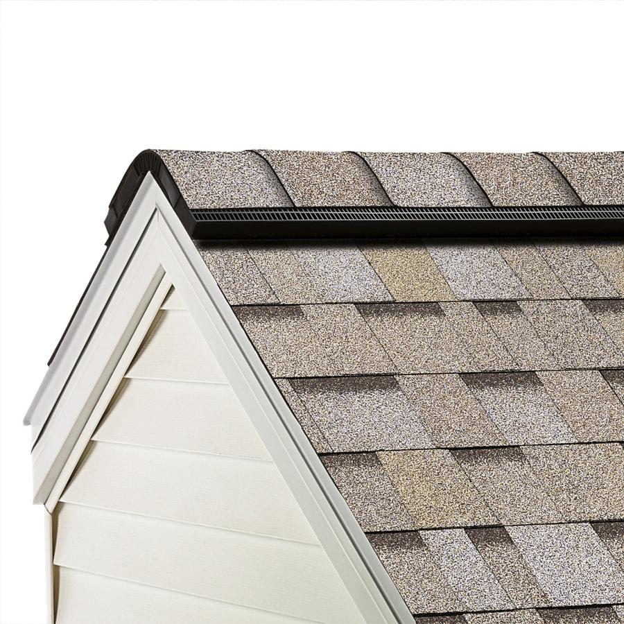 Owens Corning ProEdge 33-lin ft Beachwood Sand Hip and Ridge Roof Shingles