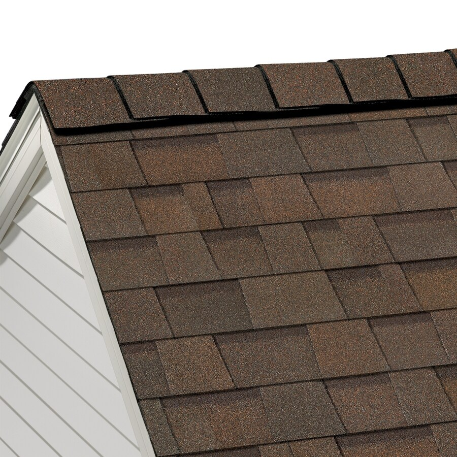 Owens Corning HighRidge 21.3-lin ft Artisan Canyon Sunset Hip and Ridge Roof Shingles