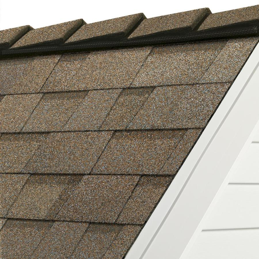Owens Corning DecoRidge 20-lin ft Artisan Sand Castle Hip and Ridge Roof Shingles